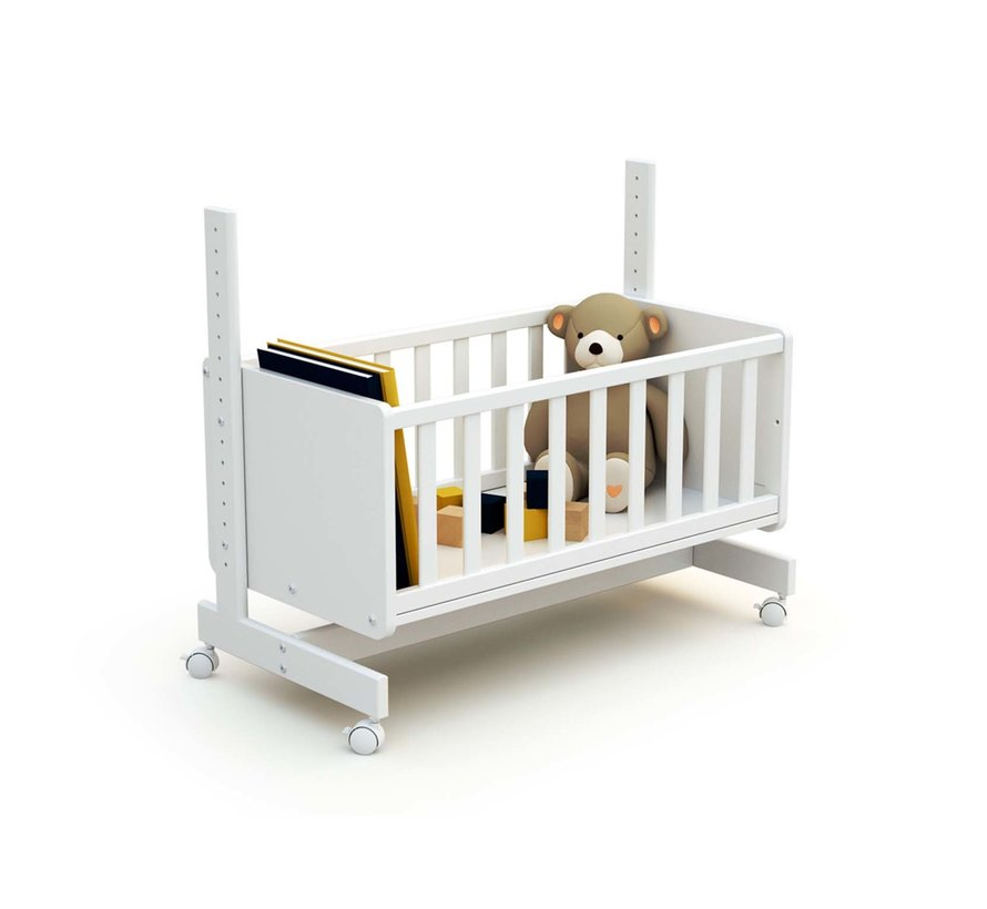 Multifuntional CoSleeper - Baby cradle - Retractable bed - Convertible to desk or bench