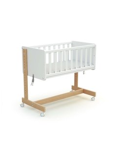 AT4 multifuntionele CoSleeper -  Baby wieg - Aanschuifbed