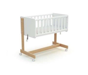 AT4 Multifunktionaler CoSleeper - Babywiege - Ausziehbares Bett