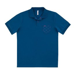 SUN68 Polo Pocket Print