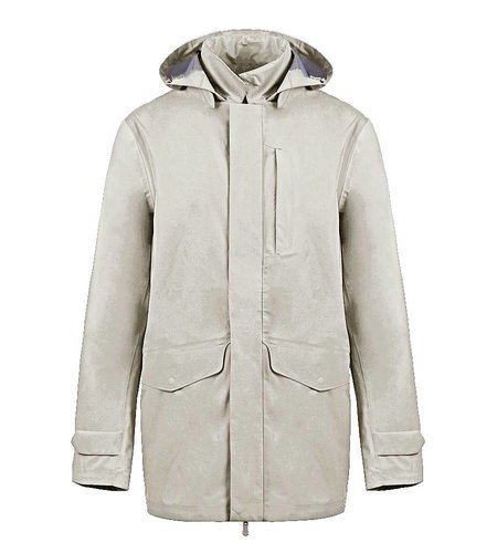 Save the Duck Cappotto Tech 4 Ice Grey Men