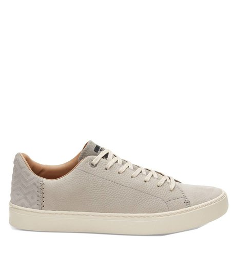 Toms Lenox Sneaker Drizzle Grey Nubuck