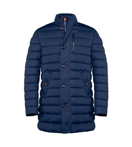 Save the Duck Cappotto Angy 5 Navy Blue Melange
