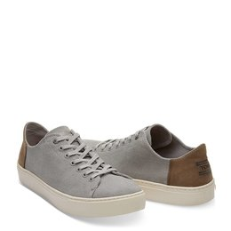 Toms Lenox Sneaker Canvas  Wash