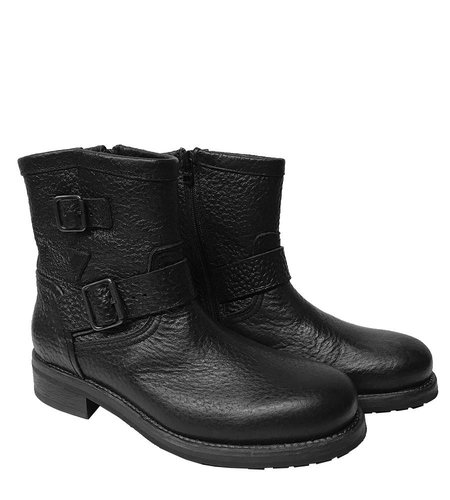 Goosecraft Johnny Biker Black
