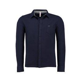 SUN68 Polo El. Shirt Opening 5