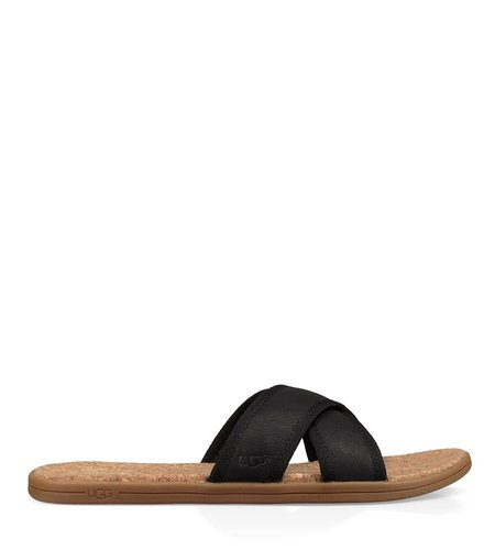 UGG  Seaside Slide Black