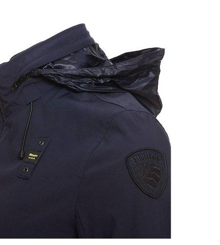 Blauer Softshell Sports Jacket Blue