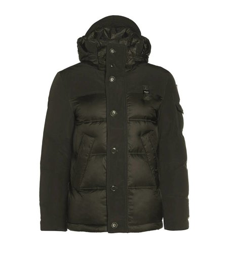 Blauer Down Jacket Green