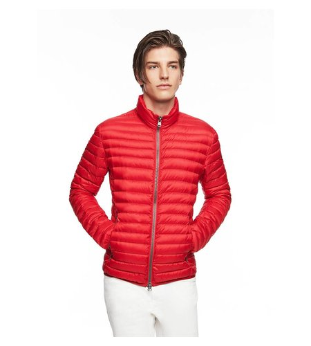 Colmar Down Jacket With A High Neck Punk