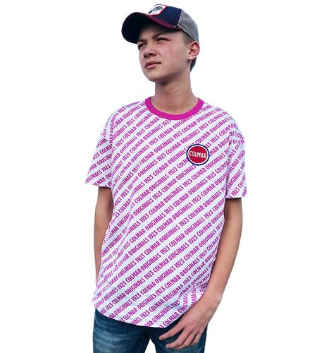 Colmar Printed T-Shirts Eighteen 01