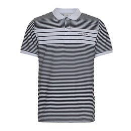 Peuterey Multi-stripes cotton polo shirt Pillar