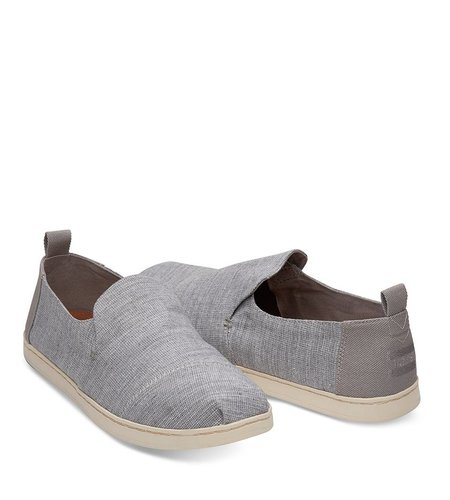 Toms Deconstructed Alpargata Grey