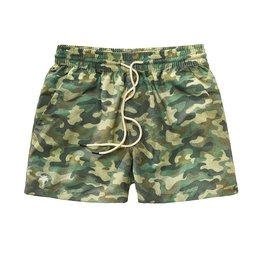 OAS Cammo Swim Short