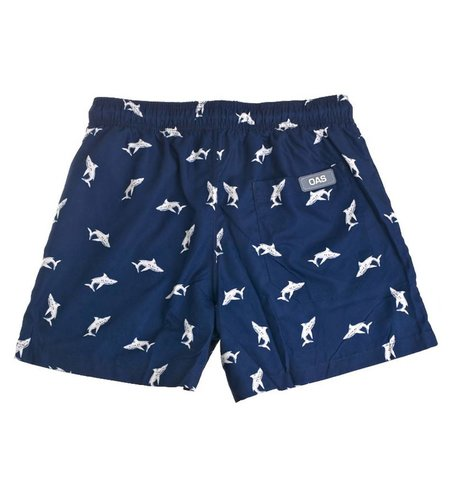 OAS Shark Swim Short
