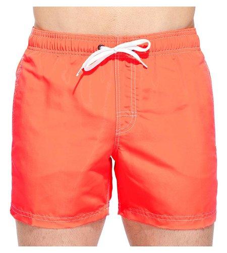 """Sundek Swimshort 14"""" Fluo Orange"""