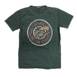 Rude Riders The Snake Wheel T-Shirt