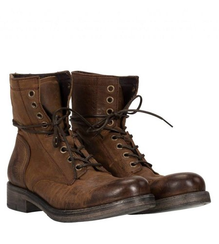 Goosecraft Johnny Lace Up Brown
