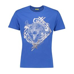 Versace Jeans Slim T-Shirt Print