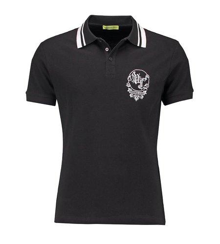 Versace Jeans Polo Logo Black