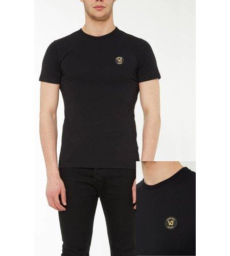 Versace Jeans Extra Slim T-Shirt Basic Black