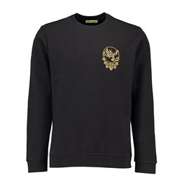 Versace Jeans Light Slim Sweater Big Baroque