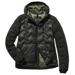 Blauer Alessio Zig Zag Heat-Sealed Down Jacket
