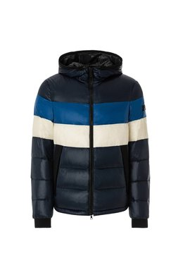 Peuterey Honova Block Ripstop Nylon Down Jacket