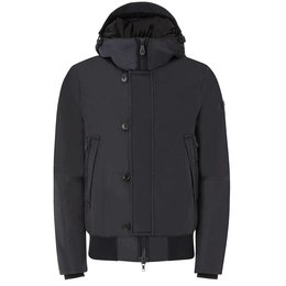 Peuterey Tokala OXF Bomber With Oxford Weave