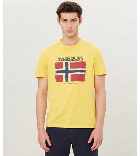 Napapijri Sadrin Spark Yellow