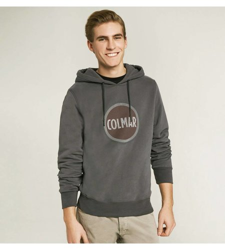 Colmar Hoodie With Rubber Print