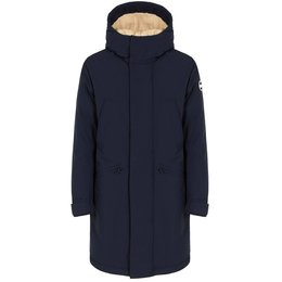 Colmar Long Down Jacket With Teddy Style Inside