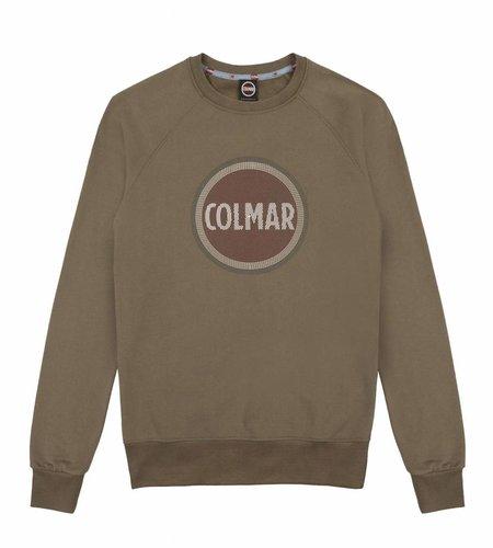 Colmar Round-Neck Sweatshirt With Rubber Print
