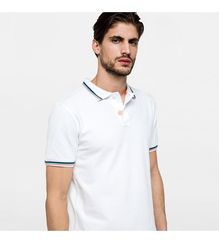 Sundek Brice Polo White