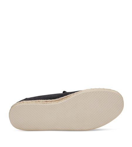 Toms Deconstructed Alpargata Rope Black