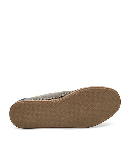 Toms Deconstructed Alpargata Rope Drizzle Grey
