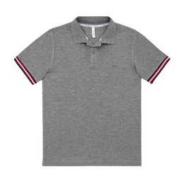 SUN68 Polo Rib Stripes