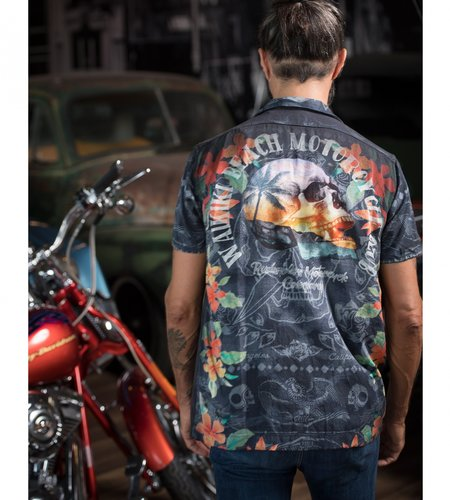 Rude Riders Waikiki Shirt Unica