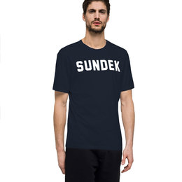 Sundek T-Shirt Writing