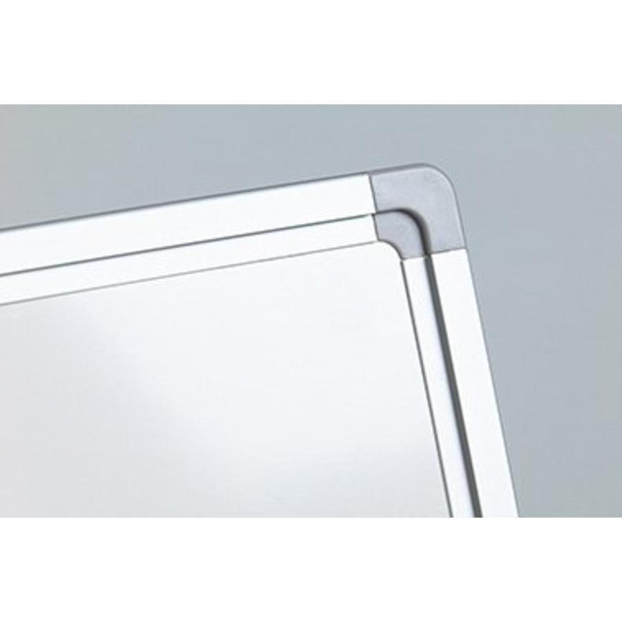 Whiteboard wit gelakt staal Softline-3
