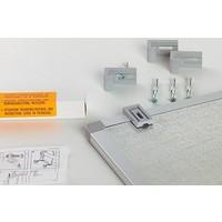 thumb-Whiteboard wit gelakt staal Softline-4