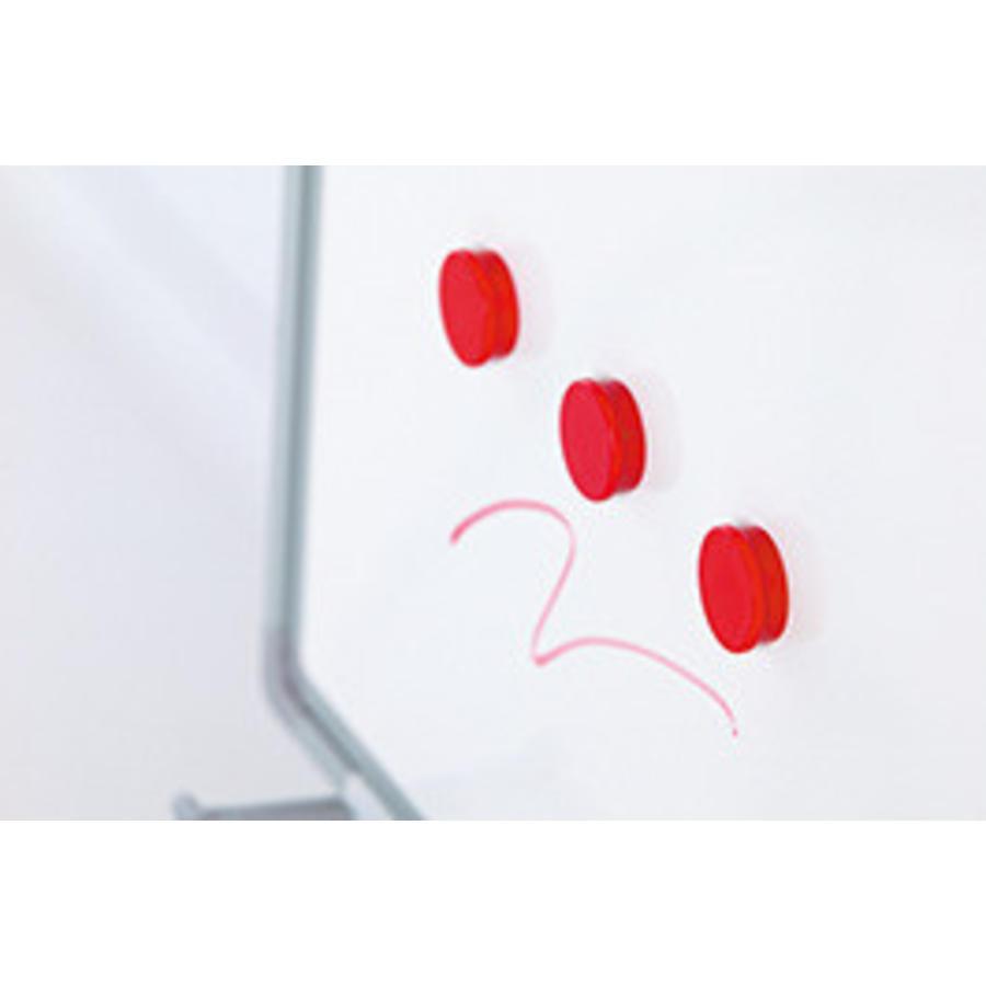 Whiteboard email staal met Softline profiel-2