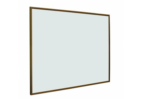 Whiteboard Softline Wood Notenhout
