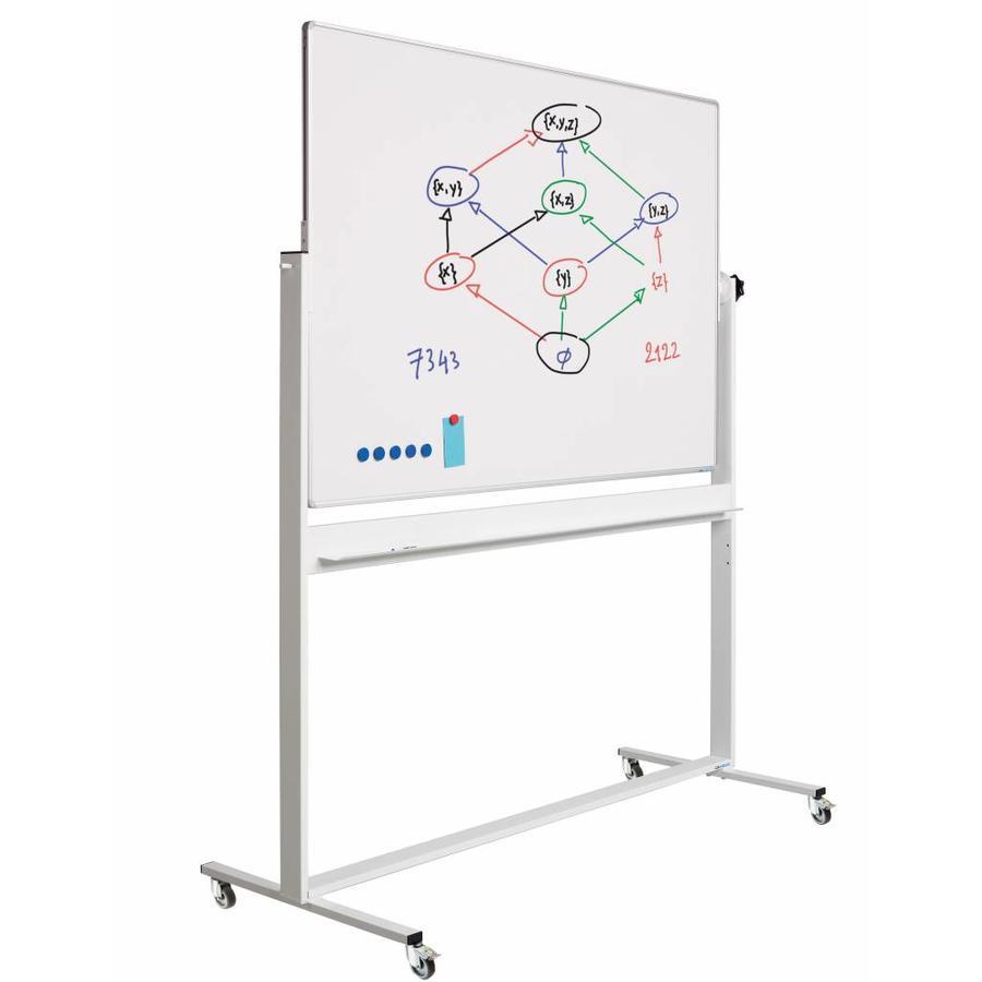 Kantelbaar wit email-stalen whiteboard-1
