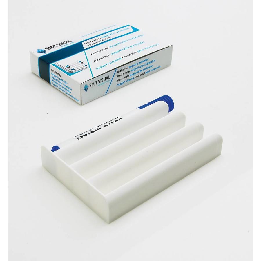 Magnetische houder voor vier whiteboard markers-1