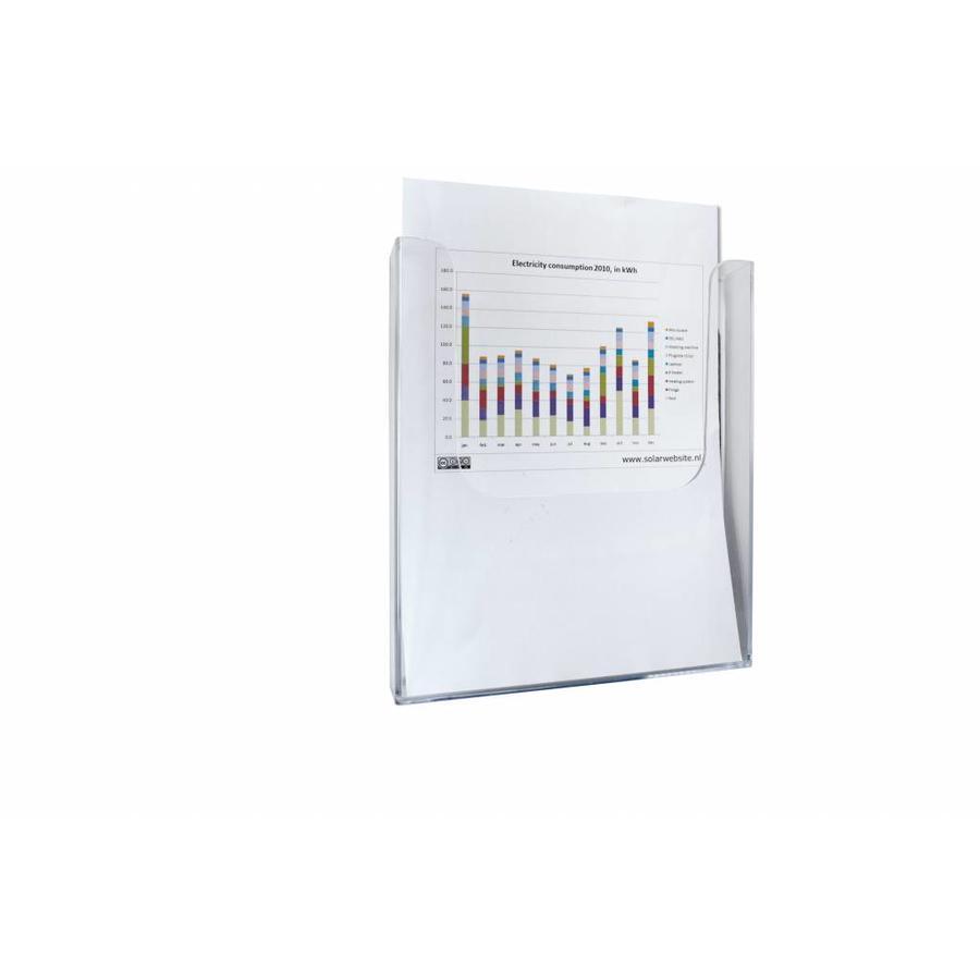 Magnetische documenthouder A4-1