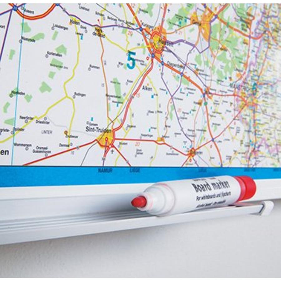 Landkaart Europa PartnerLine profiel-3
