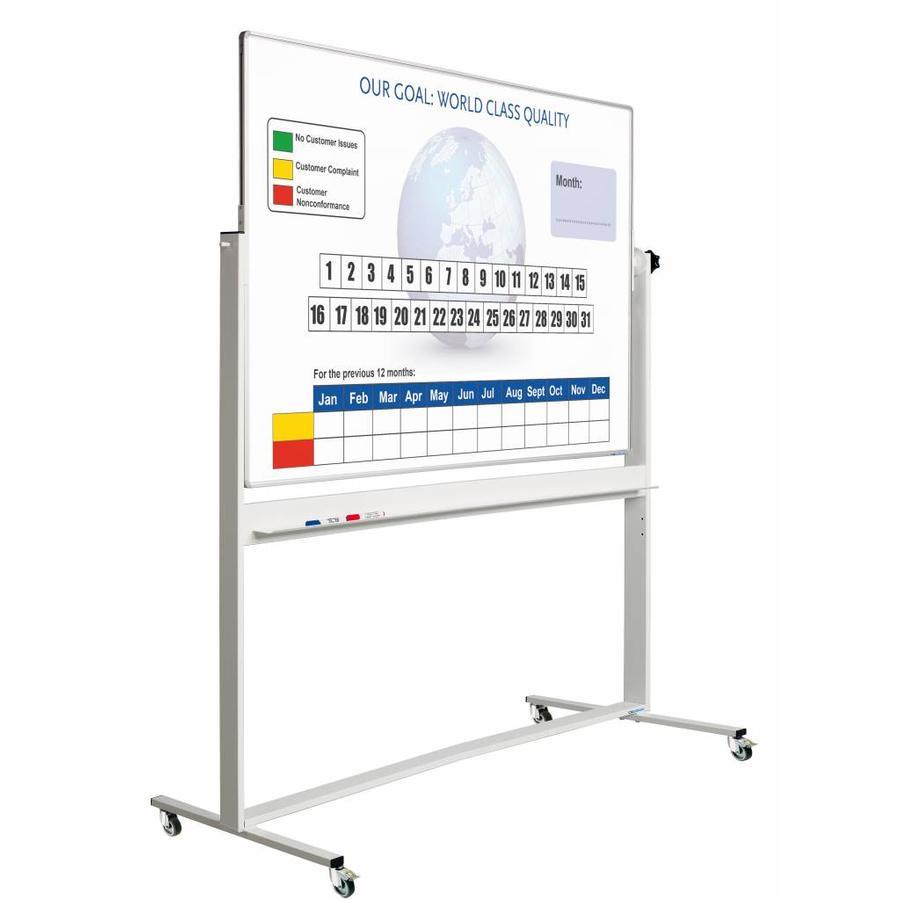 Kantelbaar whiteboard met uw eigen bedrukking-1