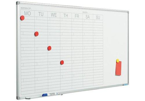 Planbord weekplanner met Softline profiel