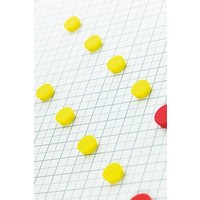 thumb-Whiteboard Geruit 5 x 5 cm.-2